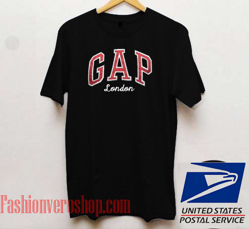 Gap london unisex adult t shirt for Gap usa t shirt