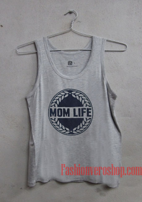 Tank Top all about that MOM LIFE