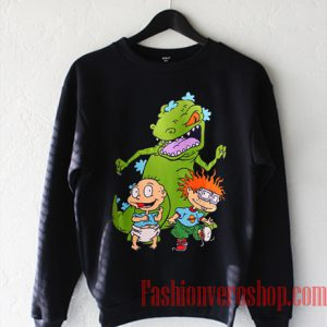Nickelodeon Rugrats Men's Group Sweatshirt