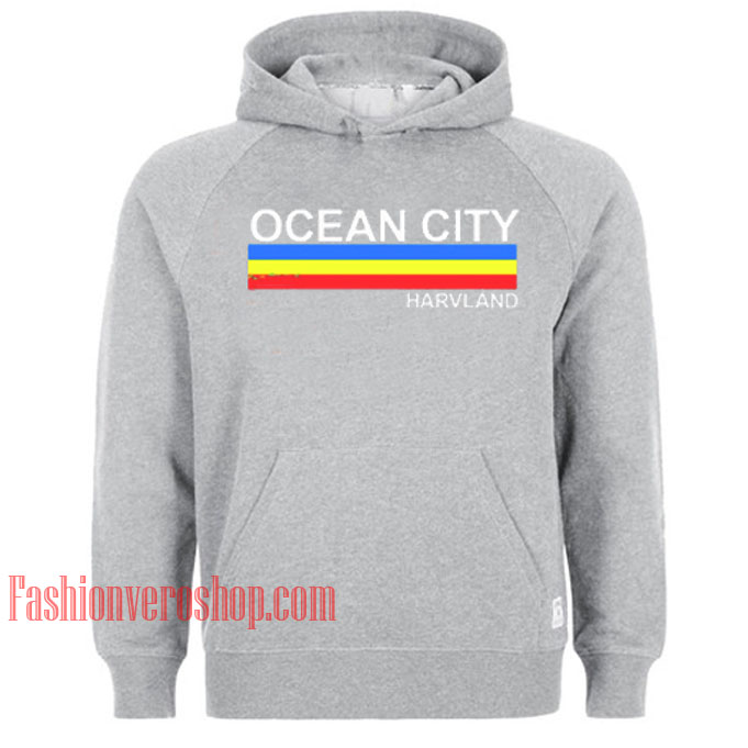 Ocean City Harvland HOODIE - Unisex Adult Clothing