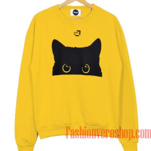 Poleron Cat Sweatshirt