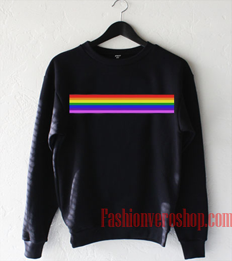 Rainbow Colors Sweatshirt