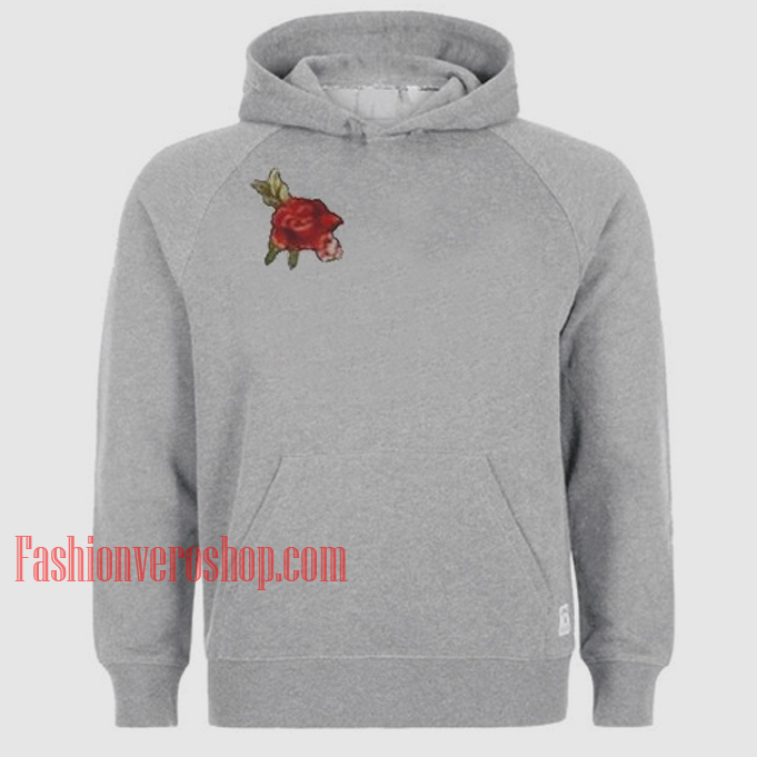 Rose Flowers HOODIE - Unisex Adult Clothing