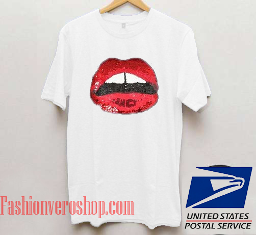 Sexy Open Mouth Unisex adult T shirt