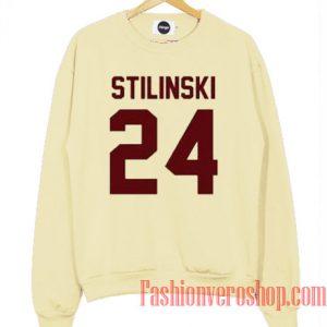Stilinski 24 Sweatshirt
