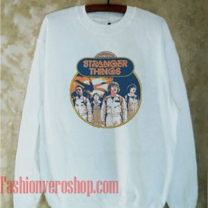 Stranger Things Ghostbusters Sweatshirt