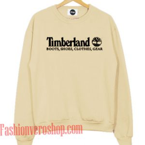 Timberland Boots Shoes Clothes Gear Sweatshirt