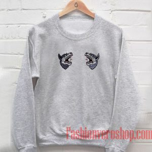 Two Wolves Sweatshirt