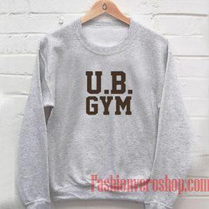 UB Gym Sweatshirt
