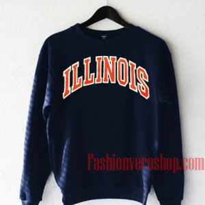 University Of Illinois Sweatshirt