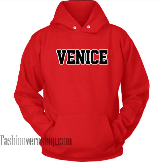 Venice HOODIE - Unisex Adult Clothing