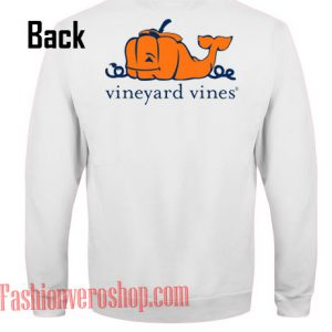 Vineyard Pumpkin Sweatshirt