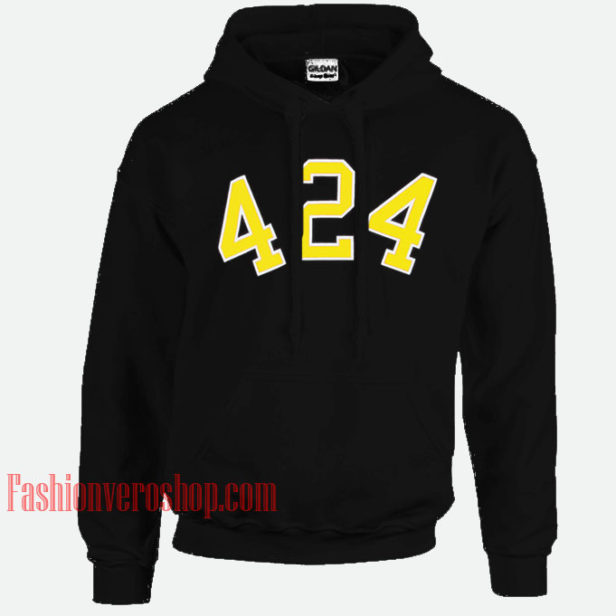 424 Logo HOODIE - Unisex Adult Clothing