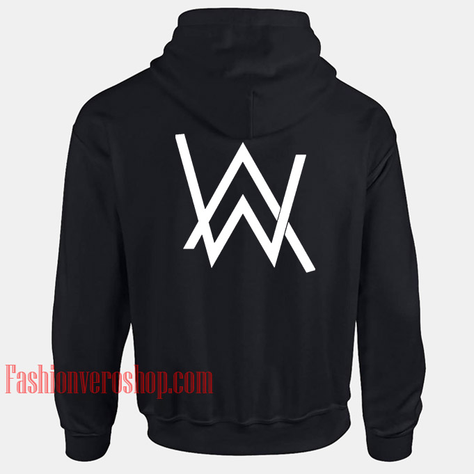 Alan Walker Logo HOODIE - Unisex Adult Clothing