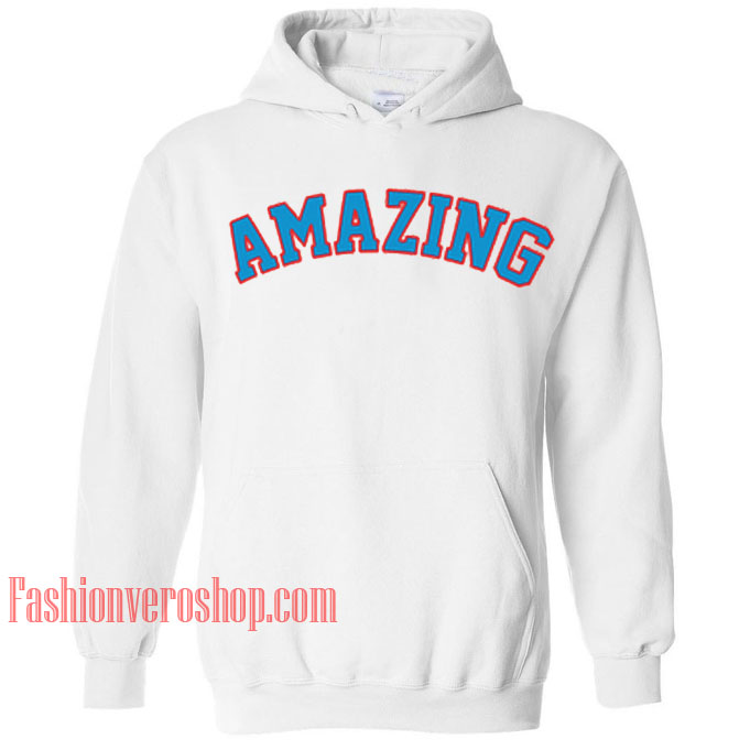 Amazing HOODIE - Unisex Adult Clothing