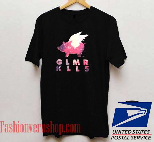 Glamour Kills Unisex adult T shirt