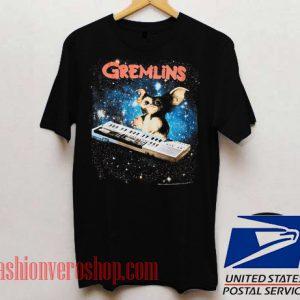 Gremlins Gizmo Keyboard Unisex adult T shirt