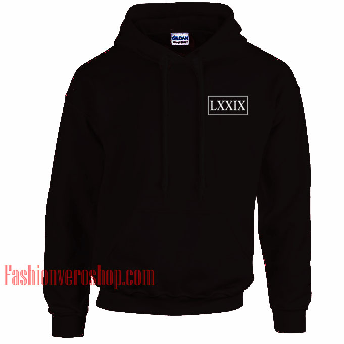 LXXIX HOODIE Unisex Adult Clothing