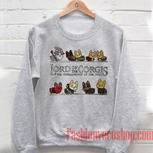 Lord Of The Corgis Sweatshirt