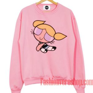 Powerpuff Girls Bubbles Sweatshirt