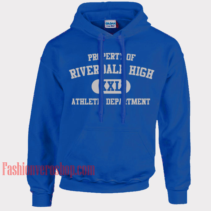 Property of Riverdale High HOODIE - Unisex Adult Clothing