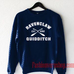 Ravenclaw Est 1092 Quidditch Sweatshirt