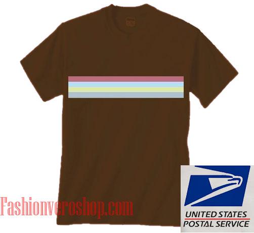 Richie Tozier Line Colors Unisex adult T shirt