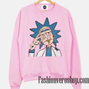 Rick Acid Trip Sweatshirt
