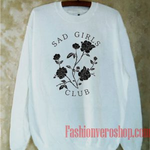 Rose Sad Girls Club Sweatshirt