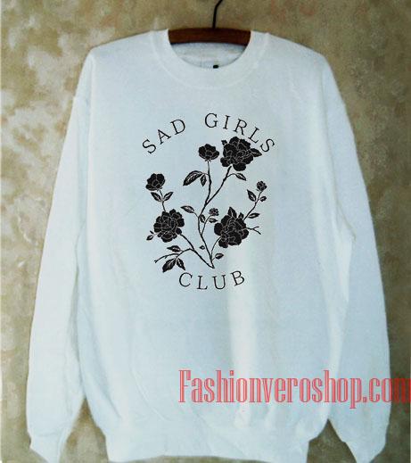 Rose Sad Girls Club Sweatshirt