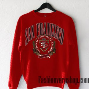 San Fransisco National Football League Sweatshirt