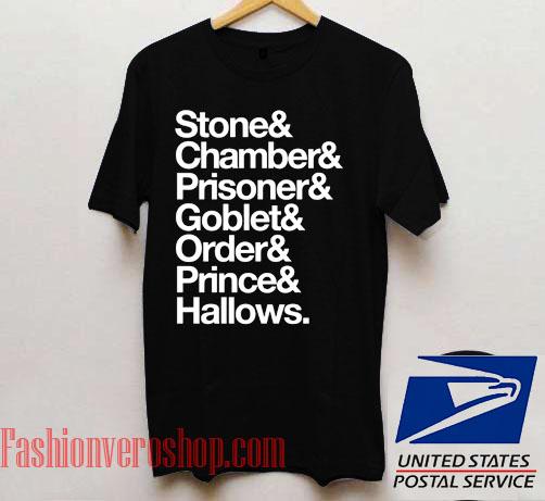 Stone Chamber Prisoner Unisex adult T shirt