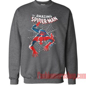 The Amazing Spiderman Sweatshirt