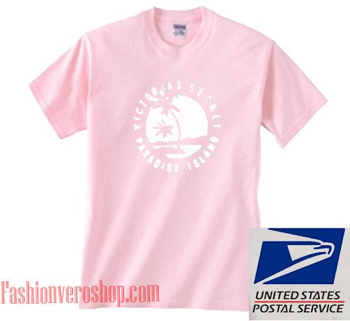748a043eced29 Victoria Secret Paradise Island Unisex adult T shirt
