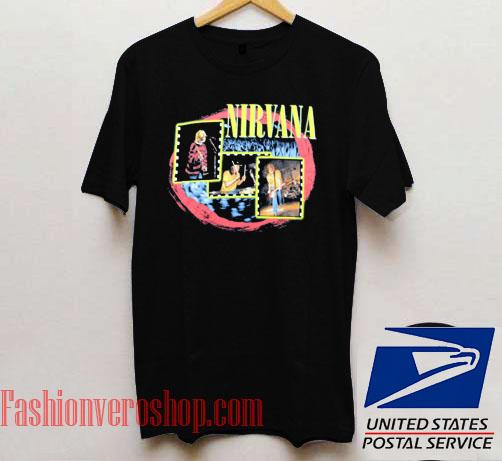 cbf9b49fb Vintage Nirvana Unisex adult T shirt