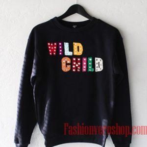 Wild Child Batwing Sweatshirt