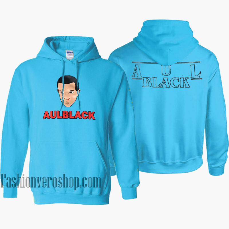 Aulblack HOODIE - Unisex Adult Clothing
