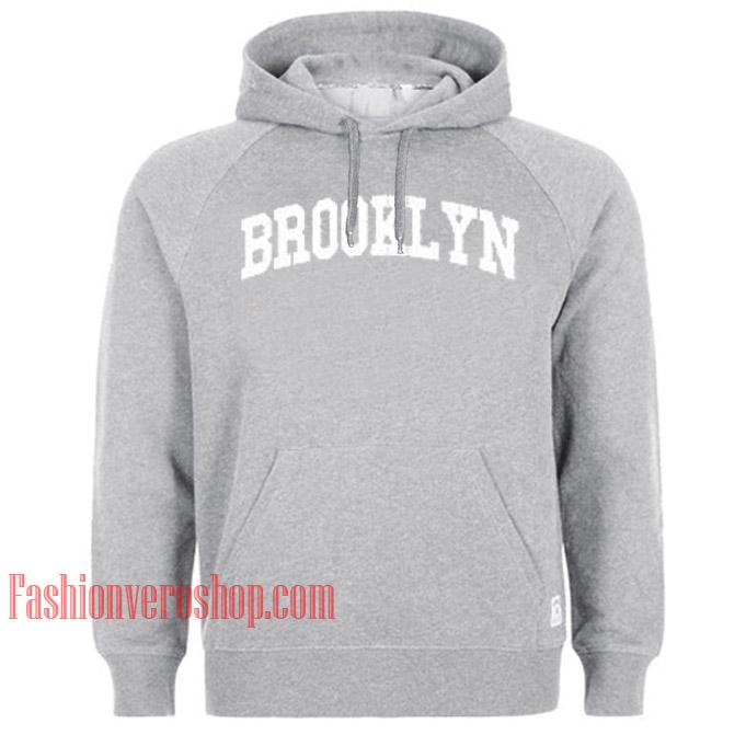 Brooklyn HOODIE - Unisex Adult Clothing