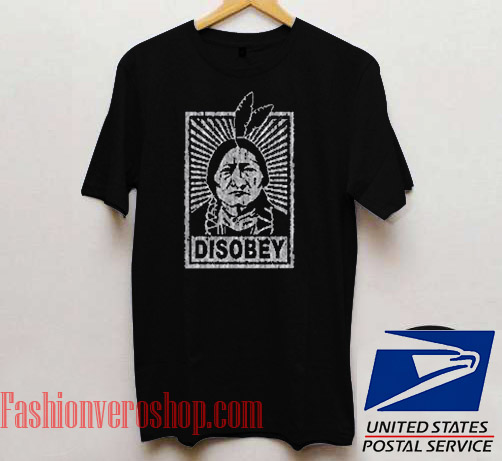 Disobey II Unisex adult T shirt
