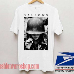 Gallows Unisex adult T shirt