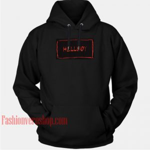 Hellboy HOODIE - Unisex Adult Clothing