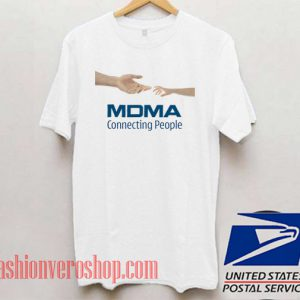 MDMA Connecting People Unisex adult T shirt