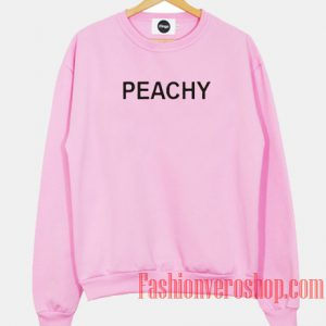 Peachy Sweatshirt