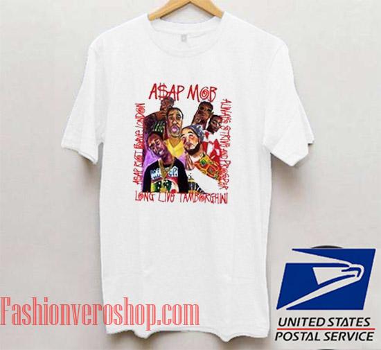 d315542da ASAP Rocky T shirt Source · Rocky ASAP MOB Unisex adult T shirt
