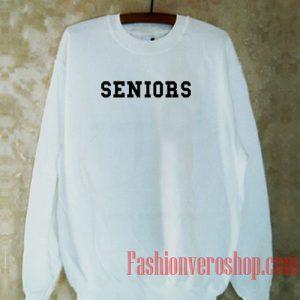 Seniors Sweatshirt