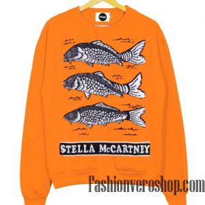 Stella McCartney Fish Sweatshirt