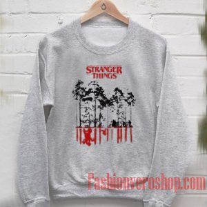 Stranger Things The Upside Down Sweatshirt