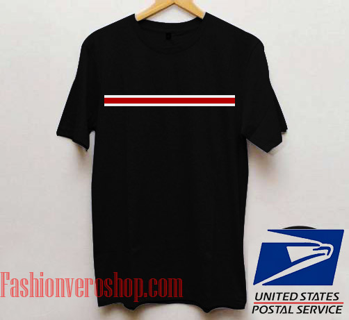 Stripes Color Unisex adult T shirt