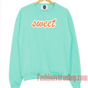 Sweet Green Sweatshirt