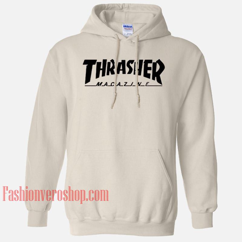 Thrasher Macazine HOODIE - Unisex Adult Clothing